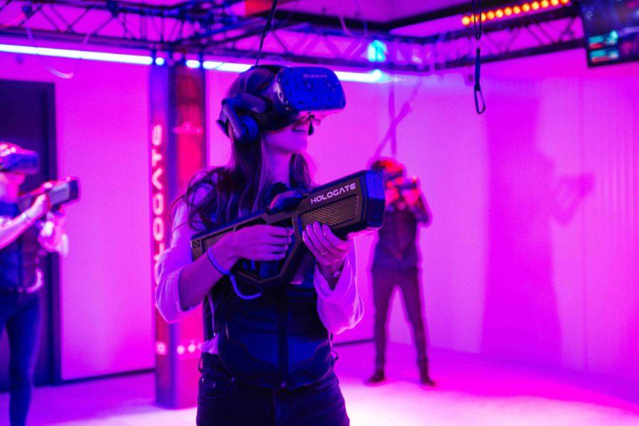 Speel Virtual Reality bij ZERO55 in Apeldoorn
