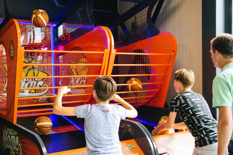 Arcade Game Basketbal ZERO55 Apeldoorn