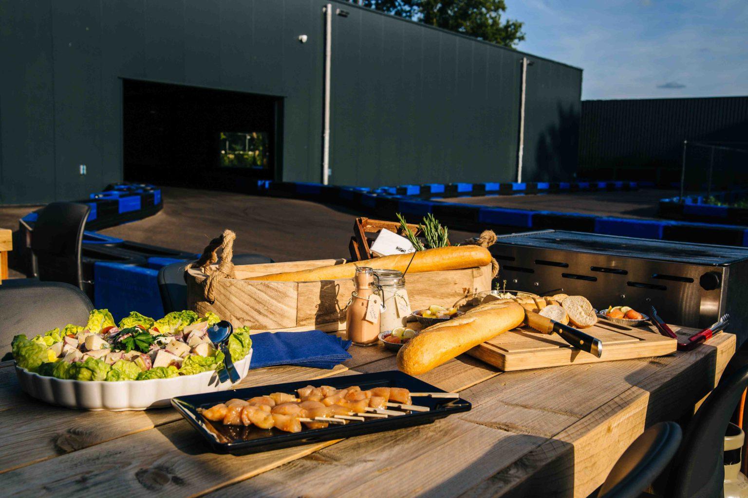 Lekker barbecuen bij ZERO55 in Apeldoorn van april tot en met september