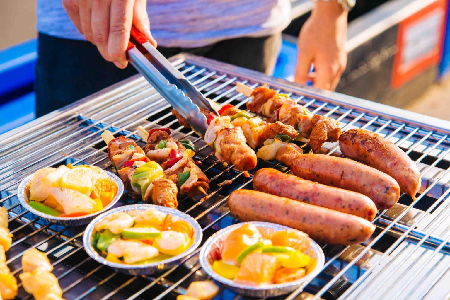 Geniet van een BBQ arrangement bij ZERO55 in Apeldoorn