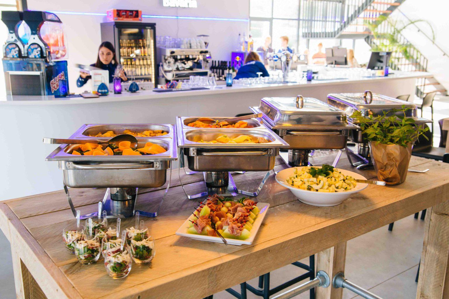 Geniet van een exclusief buffet bij ZERO55 in Apeldoorn
