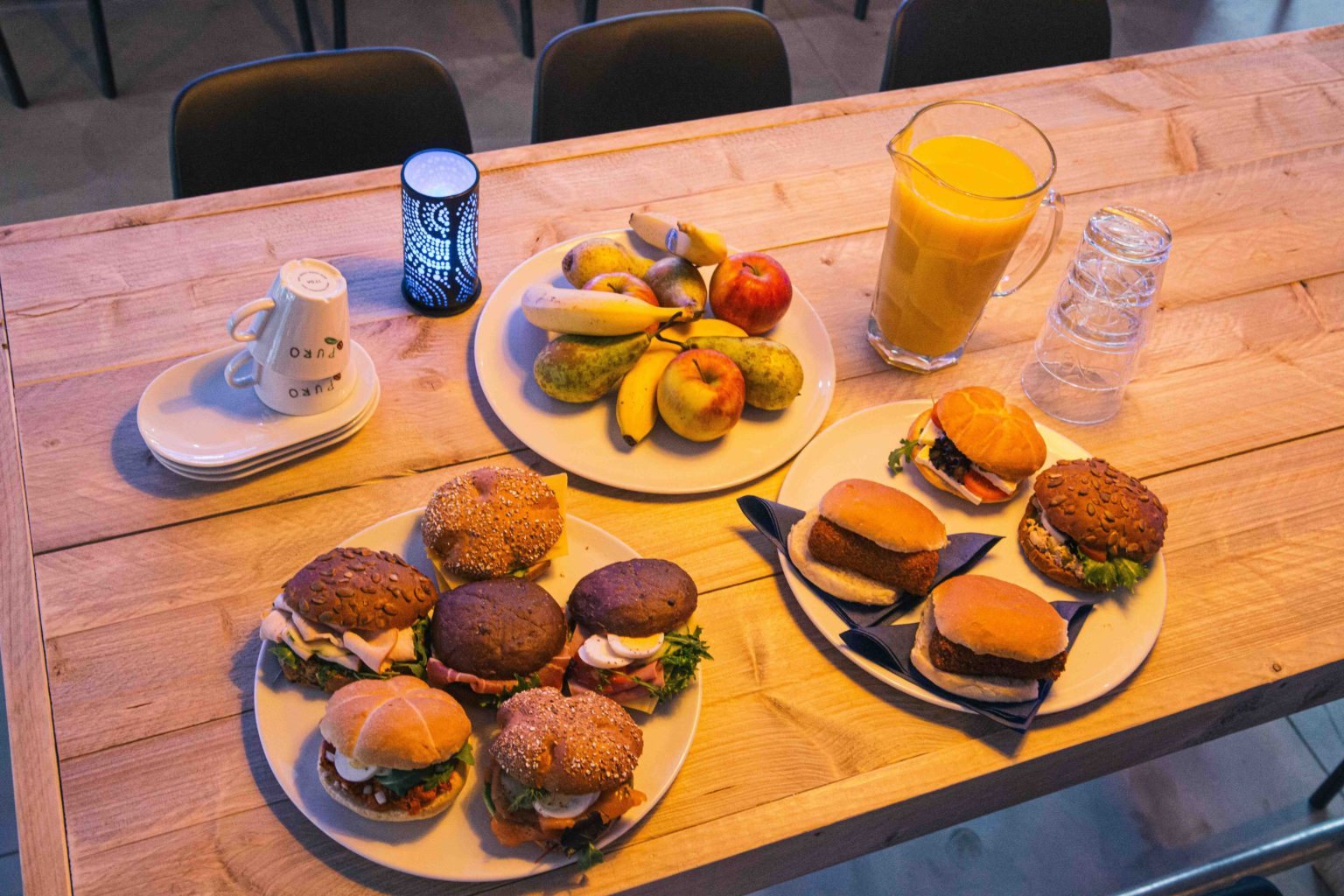 Geniet van een luxe lunch bij ZERO55 in Apeldoorn