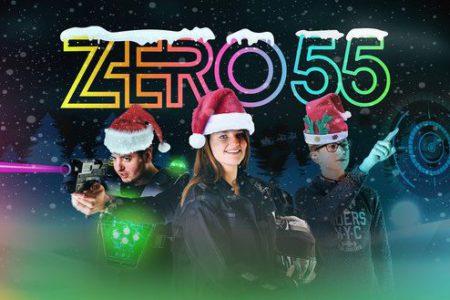 Vier Kerst met leuke activiteiten bij ZERO55 Apeldoorn