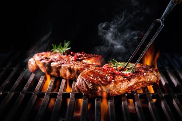 Geniet van een barbecue buffet bij ZERO55