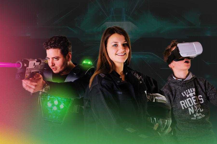 Bij ZERO55 Enschede heb je keuze uit activiteiten zoals karten, lasergamen, escape room en virtual reality. Beleef een uniek dagje uit, ideaal als bedrijfsuitje, kinderfeestje, teambuilding, vrijgezellenfeest of familiedag