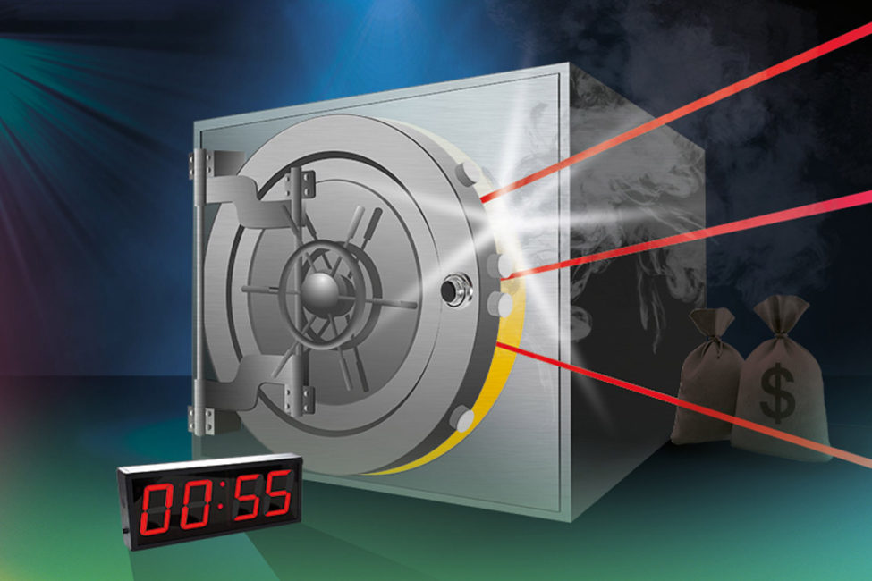 ZERO55-the bank vault