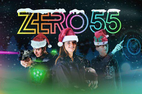 Vier kerst met gezelllige activiteiten bij ZERO55 Enschede